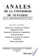 Anales de la Universidad de Guayaquil