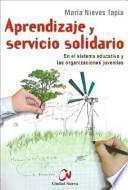 Aprendizaje y Servicio Solidario