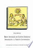 Breve antología de cuentos indígenas