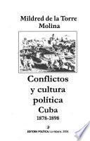 Conflictos y cultura política