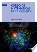 Curso de Matemáticas para Químicas