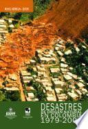 Desastres de origen natural en Colombia, 1979-2004