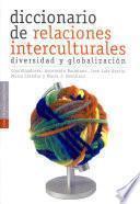 Diccionario de relaciones interculturales