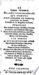 El libro primero de las antiguedades de Espana ... Publicale Don Joseph Pellicer de Ossau, i Tovar