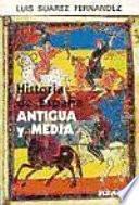 Historia de España antigua y media
