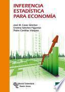 Inferencia estadística para Economía