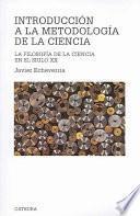 Introducción a la metodología de la ciencia