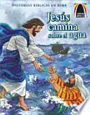 Jesus Camina Sobre El Agua