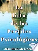 La Lista De Los Perfiles Psicológicos