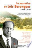 La narrativa de Luis Berenguer (1923-1979)
