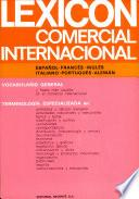 Léxico comercial internacional