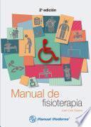 Manual de fisioterapia (2a. ed.)