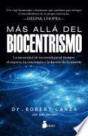 Más allá del biocentrismo