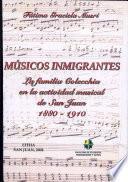 Músicos inmigrantes