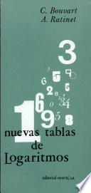 Nuevas tablas de logaritmos