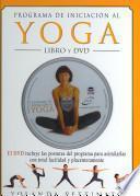 Programa de iniciacion al yoga / Simply Yoga