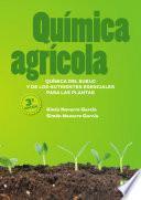 QUIMICA AGRICOLA QUIMICA DEL SUELO Y DE NUTRIENTES ESENCIAL