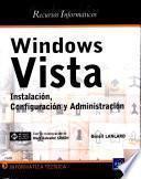 Rec.Informáticos WINDOWS VISTA - Instalac., config. y admin.