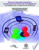 Recursos educativos abiertos y móviles para la formación de investigadores: Investigaciones y experiencias prácticas