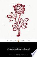 Romancero y lírica tradicional (Los mejores clásicos)