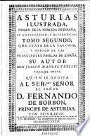 Tomo segundo, que trata de la varonia, y origen de las principales familias de Espana
