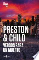 Versos para un muerto (Inspector Pendergast 18) - Douglas Preston